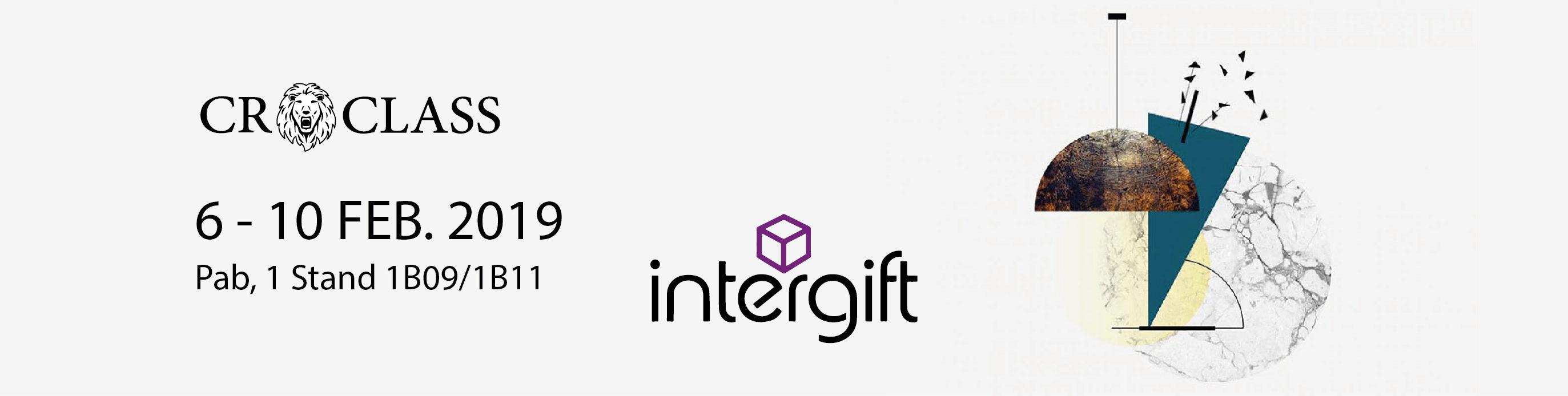 CR Class en INTERGIFT 2019
